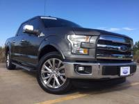 Introducing the 2016 Ford F-150! You'll appreciate its