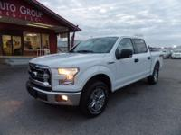 Options:  2016 Ford F-150 Visit Auto Group Leasing