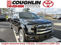 CONTACT COUGHLIN TOYOTA SALES AT . 4D SuperCrew,