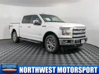 Two Owner 4x4 Truck with Navigation!  Options:  Tinted