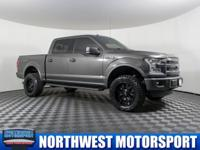Clean Carfax Two Owner 4x4 Truck with New Les Schwab