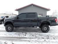 Options:  2016 Ford F-150 Rough Country Suspension