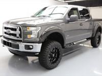 This awesome 2016 Ford F-150 4x4 comes loaded with the