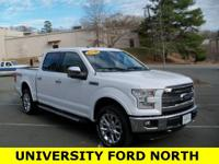 CARFAX One-Owner. Clean CARFAX. 2016 Ford F-150 Lariat