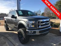 2016 Ford F-150 XLT 4X4* 6 LIFT KIT* OVER SIZED 20
