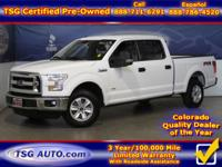 **** JUST IN FOLKS! THIS 2016 FORD F-150 XLT HAS JUST