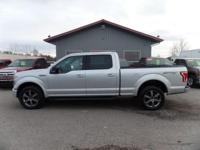 Options:  2016 Ford F-150 Sport Package! Tow Package!