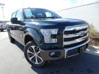 CARFAX 1-Owner. EPA 21 MPG Hwy/15 MPG City! King Ranch
