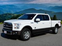 Options:  2016 Ford F-150 King Ranch|4X4 King Ranch 4Dr
