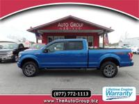 Options:  2016 Ford F-150 A Thoroughly Modern Full-Size