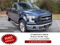 Scores 26 Highway MPG and 19 City MPG! This Ford F-150