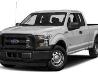 Options:  2016 Ford F-150 |Recent Arrival! Carfax