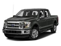 CARFAX One-Owner. Blue 2016 Ford F-150 RWD 6-Speed