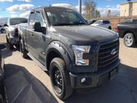 Options:  2016 Ford F-150|Real Gas Sipper!!! 23 Mpg