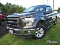 This Pre-Owned 2016 Ford F-150 XL with Supercab is a
