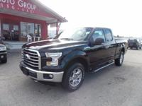 Options:  2016 Ford F-150 Xtr Package! Backup Camera!