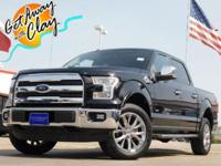 2016 Ford F-150 Shadow Black 6-Speed Automatic