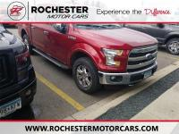 Recent Arrival! F-150 Lariat Ruby Red W/ Moonroof, Nav,