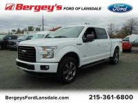 FORD CERTIFIED!! FOUR WHEEL DRIVE FORD F-150 XLT