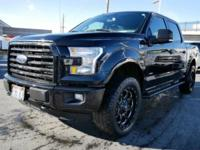 This outstanding example of a 2016 Ford F-150 4WD