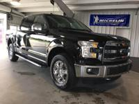 You won't find a better vehicle than the F-150. This