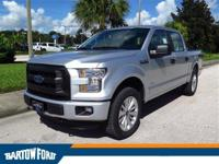 2016 Ford F-150 4WD.  Options:  Four Wheel Drive Power