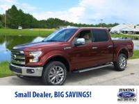 Beautiful Bronze Fire Metallic 2016 F150 Lariat 4x4