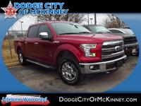 Introducing the 2016 Ford F-150! This is a superb