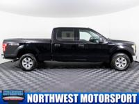 Clean Carfax Two Owner Truck with Steering Wheel Audio