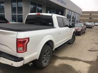 ***2016 Ford F-150 4D SuperCrew XLT White 4WD EcoBoost