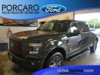 Options:  2016 Ford F-150 Lariat|Magnetic