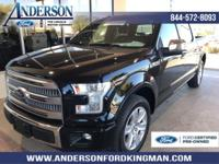 This Ford F-150 has a dependable Regular Unleaded V-8