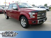 Ford F-150 capability is legendary in the world of