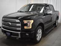 Clean CARFAX. CARFAX One-Owner. Shadow Black 2016 Ford