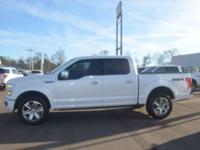 4WD. Short Bed! Flex Fuel! This 2016 F-150 is for Ford