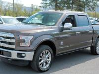 Recent Arrival! 2016 Ford F-150 King Ranch 6-Speed