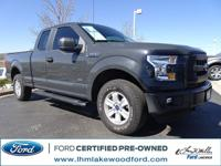 CARFAX 1-Owner, Ford Certified, ONLY 14,216 Miles!
