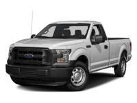 2016 Ford F-150 XL 2D Standard Cab Oxford White  3.5L