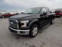Options:  2016 Ford F-150 Xlt Texas Edition|Shadow