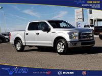 2016 Ford F-150 RWD 6-Speed Automatic Electronic 3.5L
