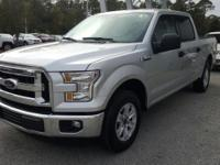 This outstanding example of a 2016 Ford F-150 XL is