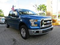 Options:  2016 Ford F-150 Xlt 4X2 4Dr Supercrew 5.5 Ft.