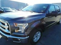 2016 Ford F-150 3.5L V6 Ti-VCT Odometer is 2985 miles