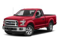 Options:  2016 Ford F-150|White/|V8 5.0 L