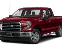4WD. CARFAX One-Owner. 2016 Ford F-150 XL Recent