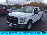Options:  2016 Ford F-150 Xl|White|**Just
