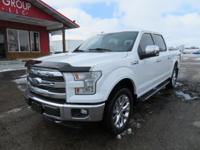 Options:  2016 Ford F-150 Navigation! Fx4 Package! Sony