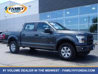 Look at this 2016 Ford F-150 XL XL CREW. Its Automatic