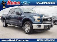 This 2016 Ford F-150 XLT is a great option for folks