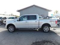 Options:  2016 Ford F-150 Fx4 Package! Premium Chrome